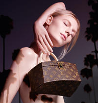 Louis Vuitton Celebrating Monogram: Поле для эксперимента
