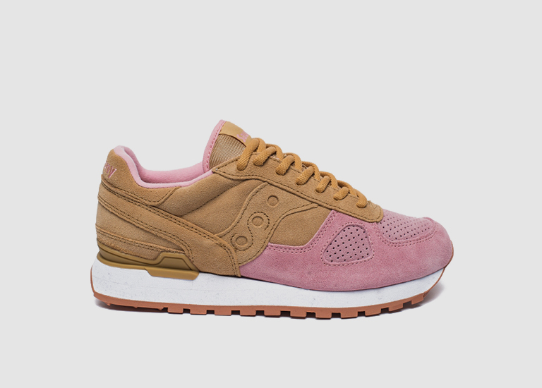 Кроссовки Saucony Shadow Original Cannoli Pack Tan/Pink, 9 490 р., brandshop.ru